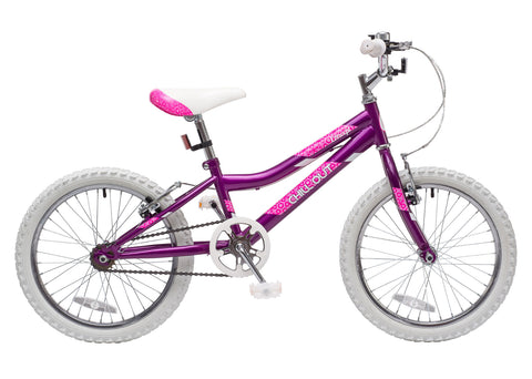 "B Grade Concept Chillout 18"" Girls Single Speed Mountain Bike"
