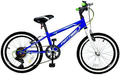 "Concept Riptide Boys Mountain Bike 18"" Wheel 6 Speed"