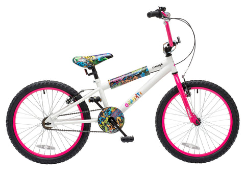 "Concept Graffiti 20"" Girls Mountain Bike"