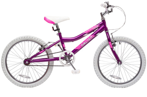 "B Grade Concept Chillout 20"" Girls Single Speed Mountain Bike"