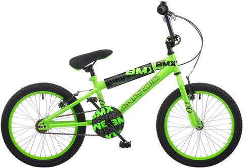 "B Grade Concept Android 18"" Wheel BMX Bike"