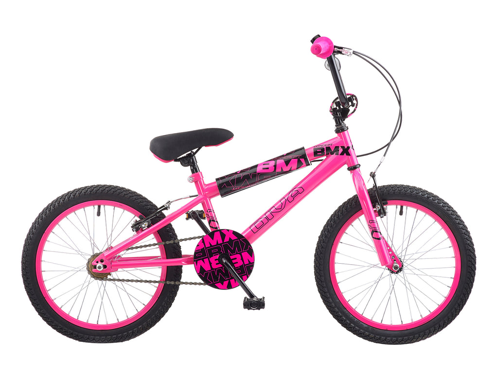 "Concept Diva Girls 18"" Wheel BMX"