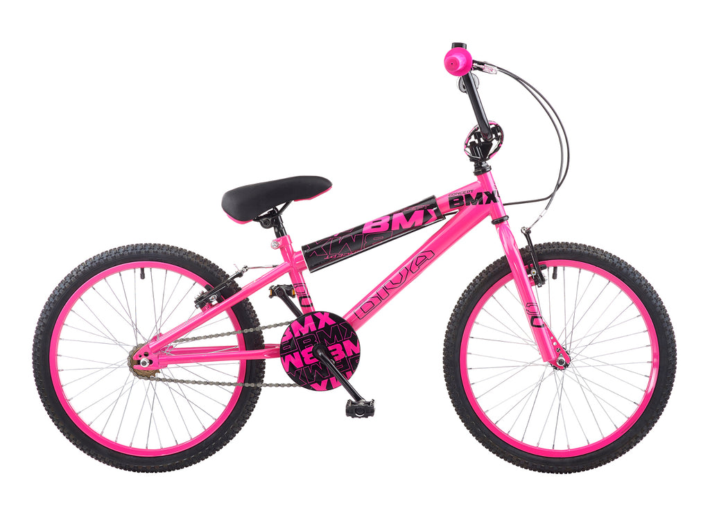 "B Grade Concept Diva Girls 20"" Wheel BMX 7-9 yrs"