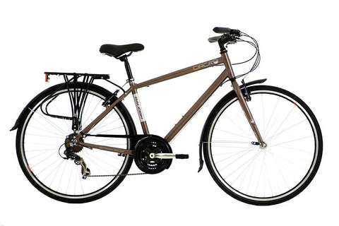 2017 Raleigh Circa 2 Gents Aluminium Hybrid Bike