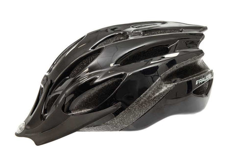 Raleigh Mission Evo Cycling Helmet in Black