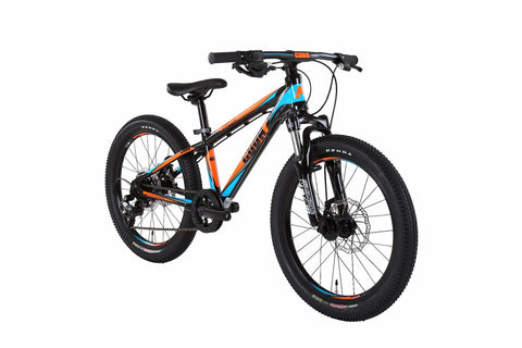 2018 Cuda Performance CP20M Kids Mountain Bike Disc Front Suspension