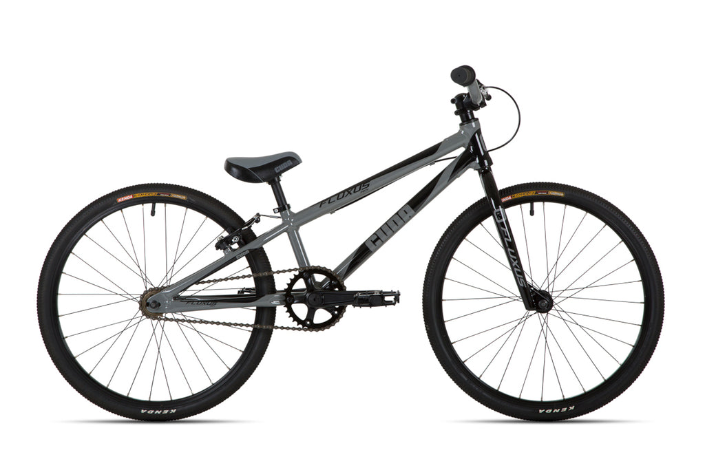 "Cuda 20"" Fluxus Mini Race BMX Unisex Grey/Black"