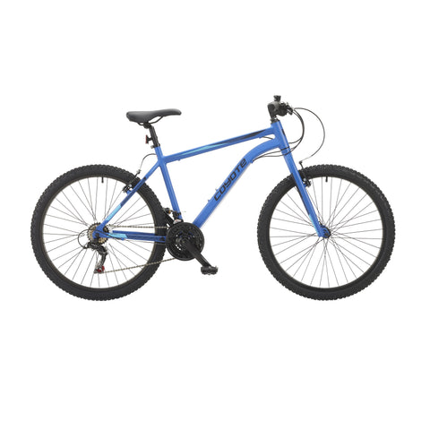 "B Grade Coyote Element AXR Gents 19"" Mountain Bike"