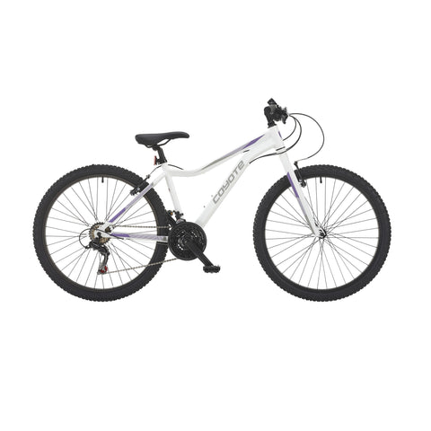 "B Grade Coyote Callisto AXR Ladies 18"" Mountain Bike"