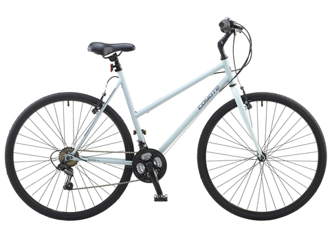 Coyote Interstella 700c Ladies Hybrid Bike