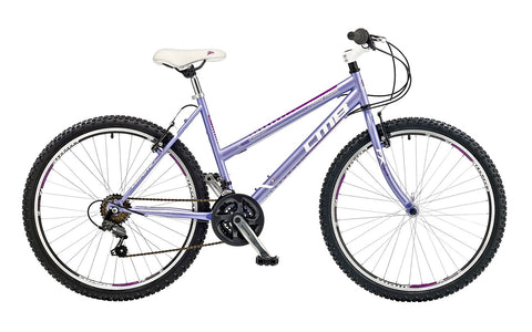 "B Grade Coyote Rhode Island 18"" Ladies 26"" Wheel Mountain Bike"