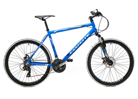 "B Grade Coyote Colorado 18"" Gents 21sp 26"" Wheel Mountain Bike"