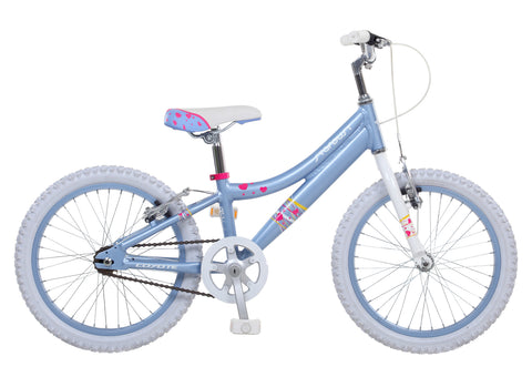"B Grade Coyote Stardust 18"" Girls Aluminium Mountain Bike"