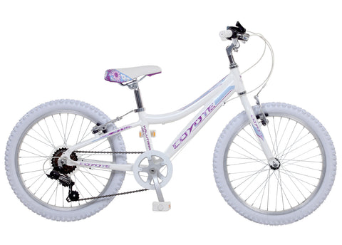 "Coyote Kalutara 20"" Girls Aluminium Mountain Bike"