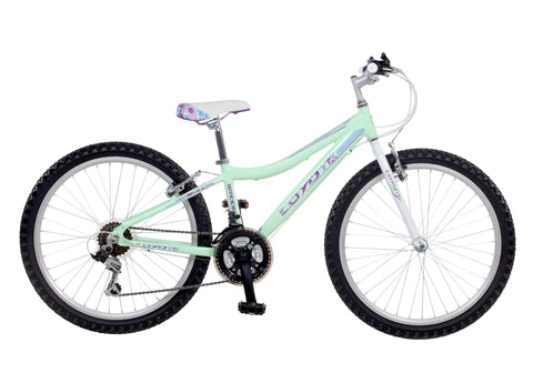 "Coyote Breeze 24"" Girls Aluminium Mountain Bike"