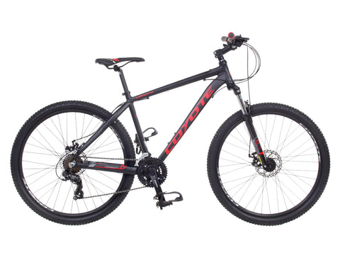 "2017 Coyote Lakota Hardtail Gents 650B 27.5"" Wheel Mountain Bike"