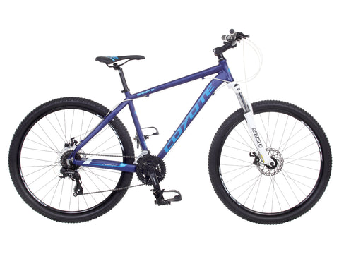 "2017 Coyote Shasta Hardtail Gents 650B 27.5"" Wheel Mountain Bike"