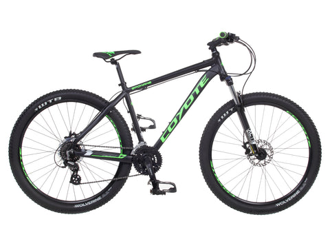 "2017 Coyote Spokane Hardtail Gents 650B 27.5"" Wheel Mountain Bike"