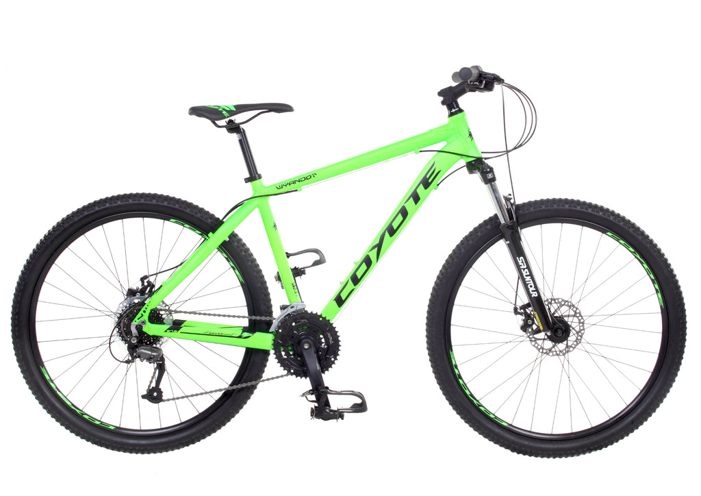 "2017 Coyote Wyandot Hardtail Gents 650B 27.5"" Wheel Mountain Bike"