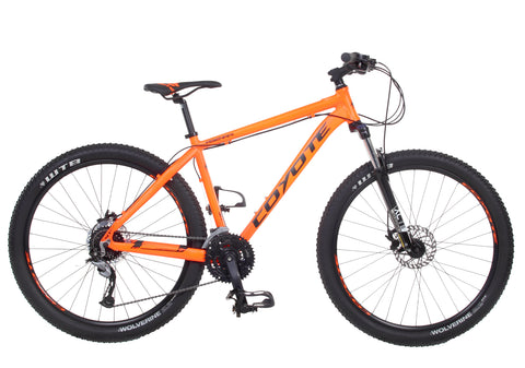 "2017 Coyote Abenaki Hardtail Gents 650B 27.5"" Wheel Mountain Bike"