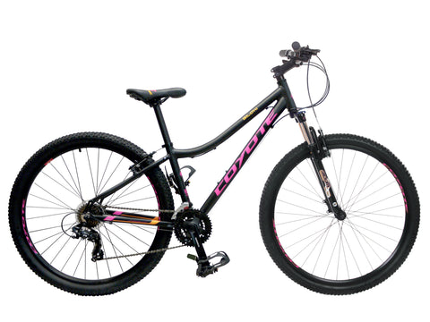 "2017 Coyote Biloxi Hardtail Ladies 29er 29"" Wheel Mountain Bike"
