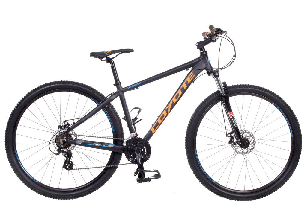 "2017 Coyote Hakka Hardtail Gents 29er 29"" Wheel Mountain Bike"