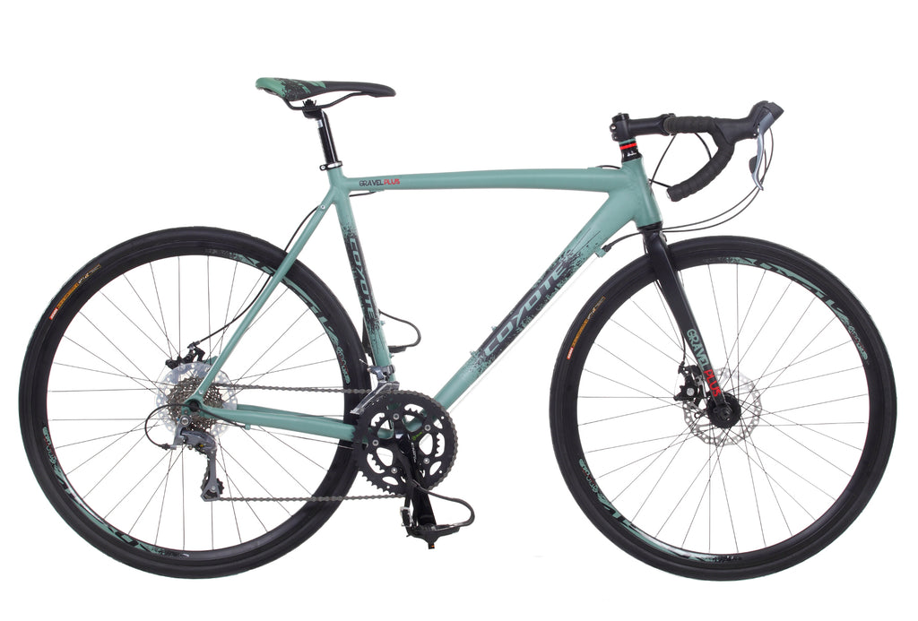 Coyote Gravel Plus 16sp Road Gravel Adventure Bike