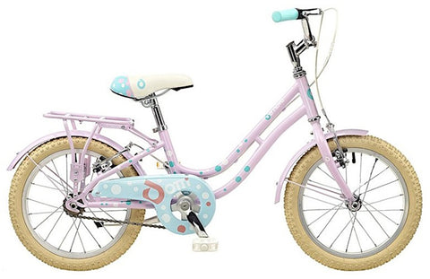 "B Grade De Novo Dotti Girls Traditional Style Dutch Bike 16"" Wheel"