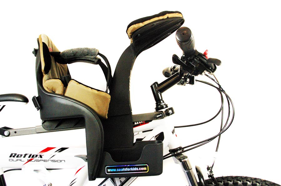 Weeride De Luxe Center Mounted Child Seat
