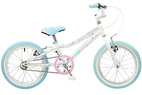 "B Grade De Novo Dotti-16 Girls Mountain Bike 16"" Wheel"