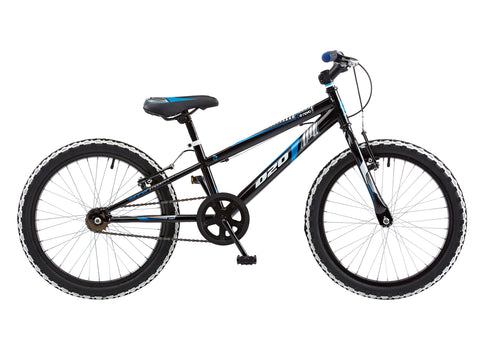 "B Grade De Novo D-20 20"" Boys Mountain Bike Black"