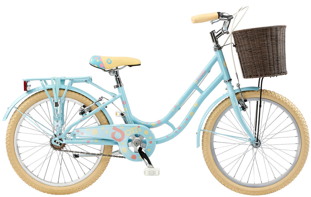 "De Novo Dotti-20 Girls 20"" Wheel Heritage Bike"