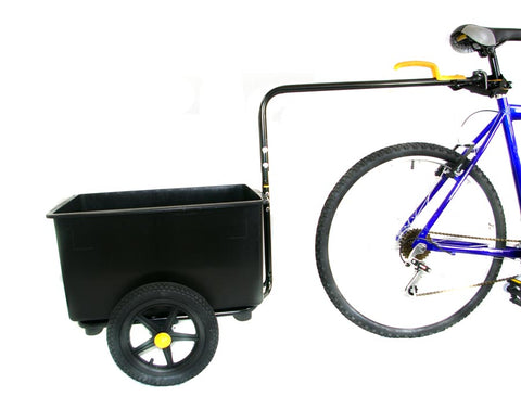 60 Litre Eco Cargo Luggage Bicycle Trailer