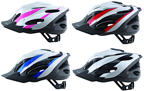 ETC Zephyr Dial Fit Adult Cycling Helmet