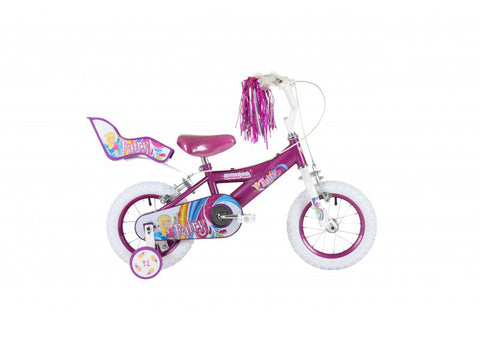 "Bumper Fairy 12"" Girls Mountain Bike 3 to 5 years"