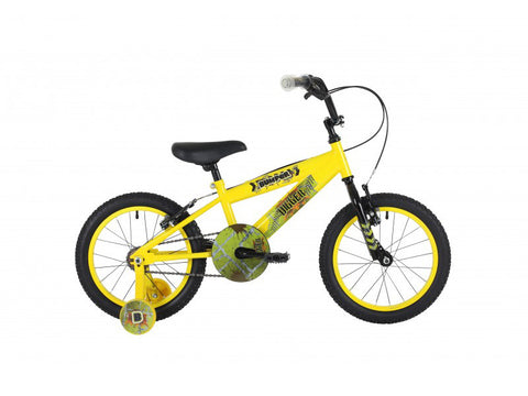 "Bumper Digger Boys 16"" Mountain Bike 5 to 7 years"