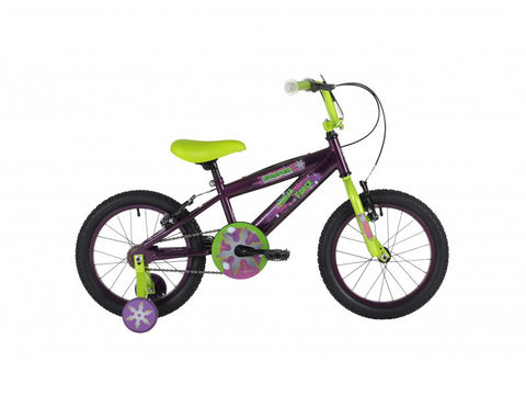 "Bumper Ninja Boys 16"" Mountain Bike 5 to 7 years"