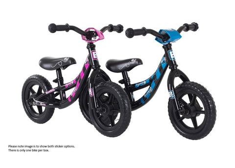 Bumper Bumble Balance Bike Boys or Girls Suitable For Ages 1.5yr+