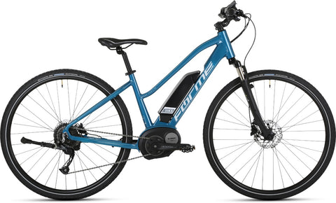 B Grade Forme Peak Trail 2 ELS 700c Wheel Ladies Electric Bike 18""