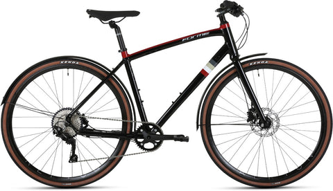 B Grade Forme Repton 1 Gents 700c Wheel Hybrid Bike 19""