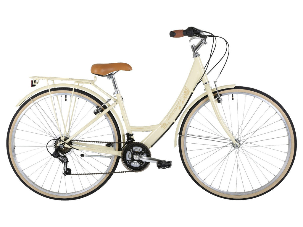 Freespirit Discover 18sp Ladies Touring Hybrid Bike