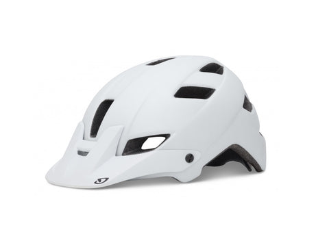 Giro Feature Trail Helmet Matt White