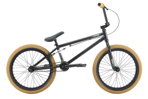 "2018 Haro Boulevard 20"" Wheel BMX Bike Gloss Black 20.5""TT"