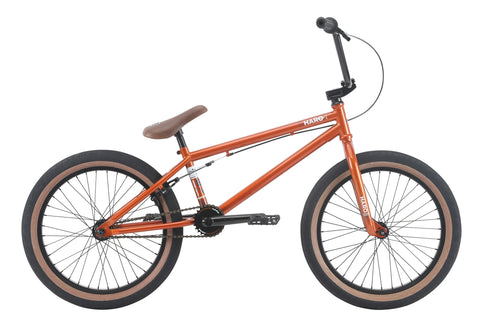 "2018 Haro Boulevard 20"" Wheel BMX Bike Gloss Copper 20.5""TT"