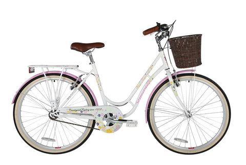 "Viking Summer 18"" Ladies Traditional Dutch Bike"