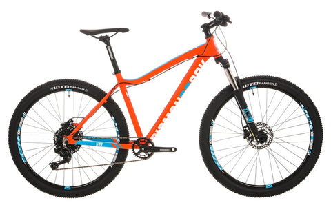 "2018 Diamondback Heist 0.0 Hard Tail 27.5"" Wheel Mountain Bike Orange"