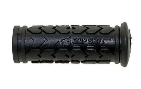 Gripshift Grip Twist Grip (pair) - 90mm Black Handlebar Grips
