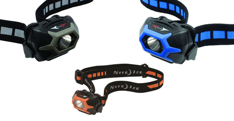 Nite Ize Inova Swipe To Shine Head Torch