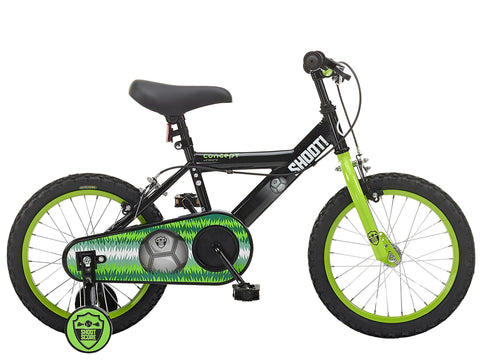 "Insync Shoot 16"" Wheel Boys Bicycle"