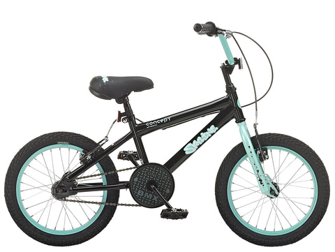 "Insync Skyline 16"" Wheel Girls BMX Bicycle"